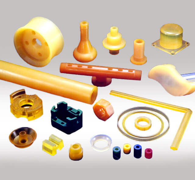 PU Moulded Products